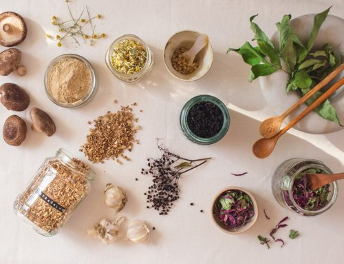 5 Herbs to Boost Your Immune System